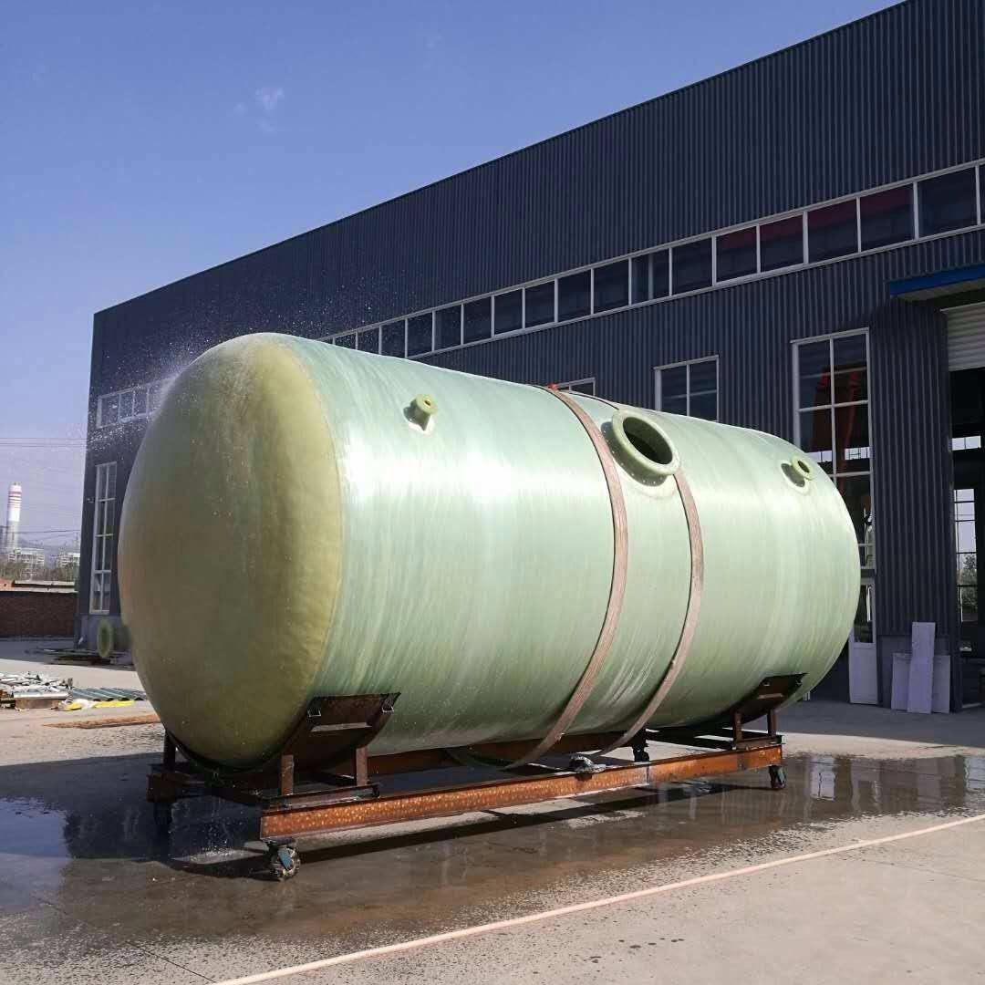 兰州玻璃钢储罐 甘肃玻璃钢储罐厂家 青海玻璃钢储罐哪家好