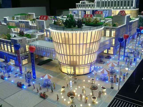 甘肃建筑模型,兰州建筑模型