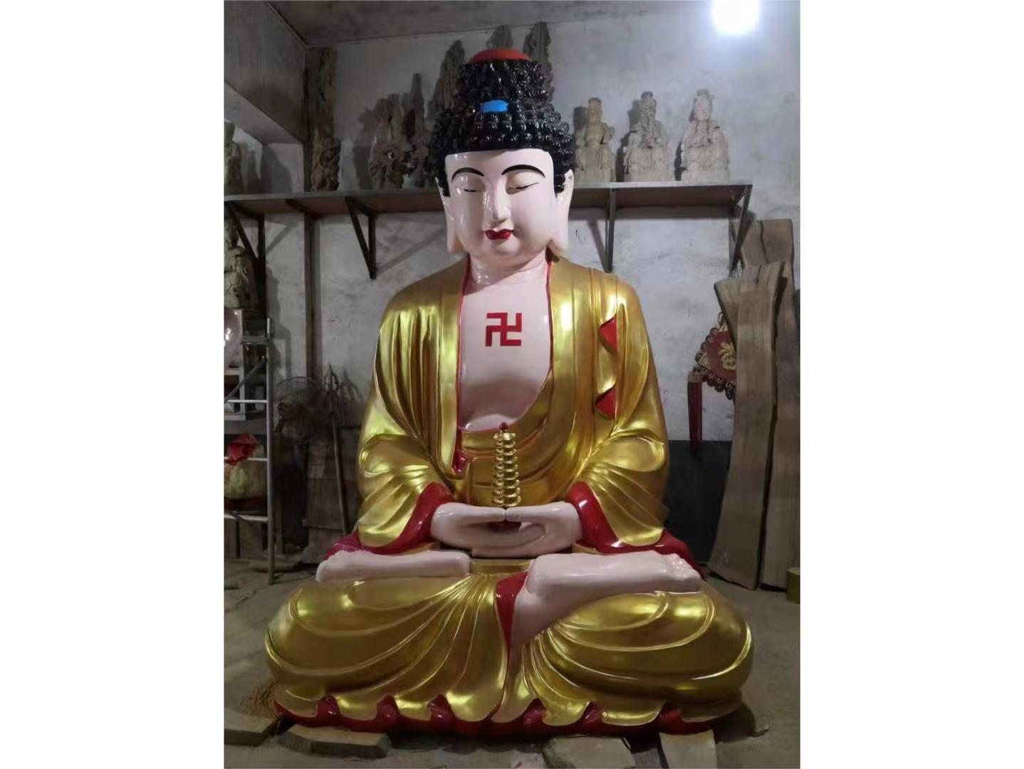 四川藥師佛雕像尺寸,大型木雕佛像訂制