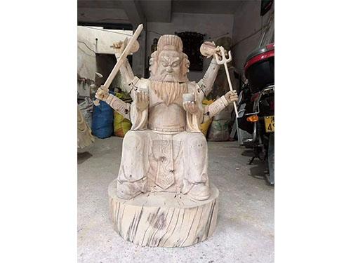 广东玉皇大帝雕像定做