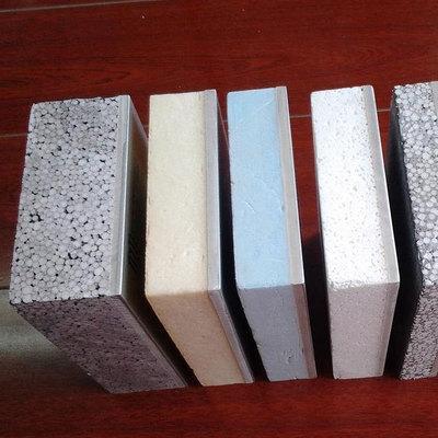 兰州材质好的甘肃装饰一体板出售-平凉保温装饰板价格