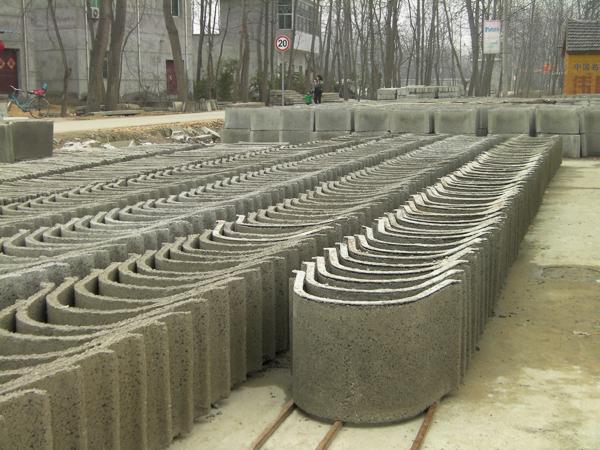 兰州u型渠生产加工厂家-规格齐全的水泥U型渠找源盛建材