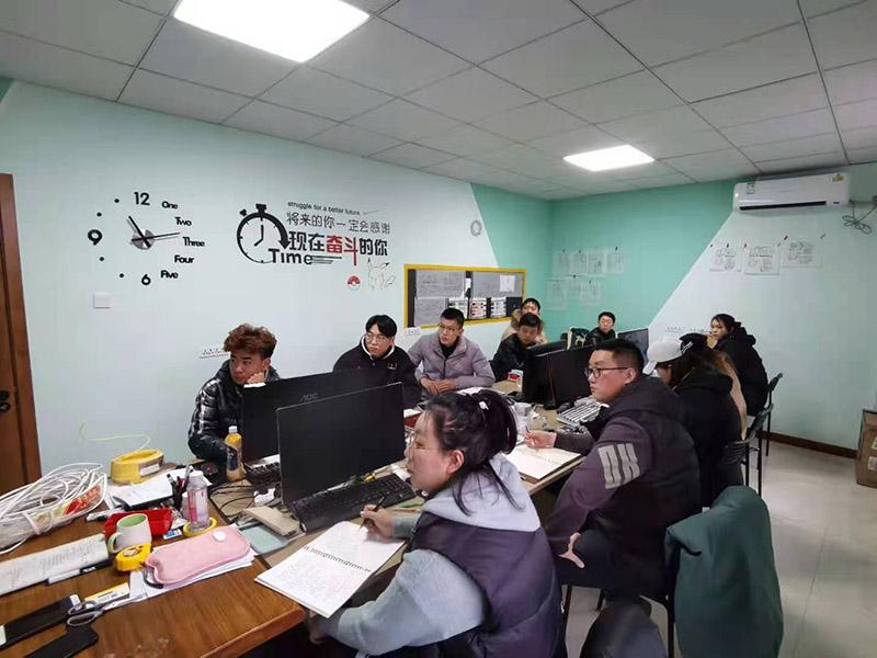 周村住宅空间设计培训学习班