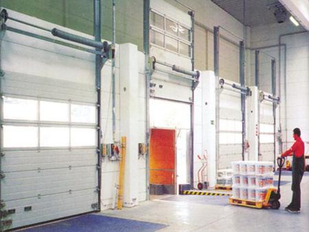 威海工业滑升门安装厂家,不锈钢上滑门尺寸