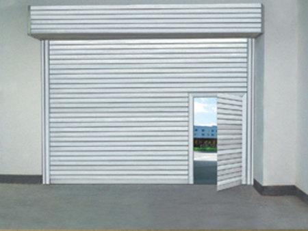 青岛快速自动卷帘门设计