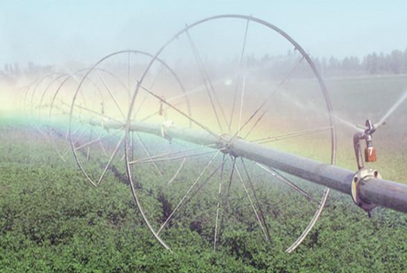 云南葫芦岛滚移式喷灌机原理