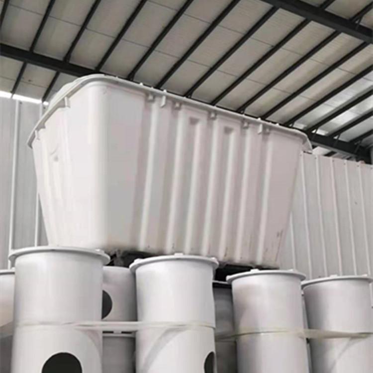 玻璃钢化粪池二八式新农村家用三格旱厕单双坑交替