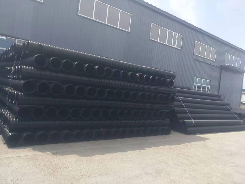 哈爾濱PVC雙壁波紋管公司