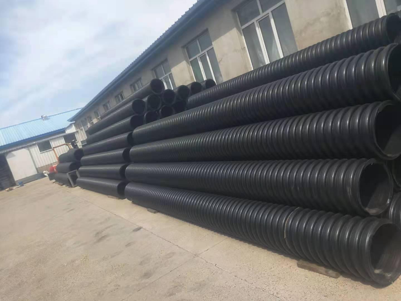 牡丹江钢带双壁波纹管多少钱