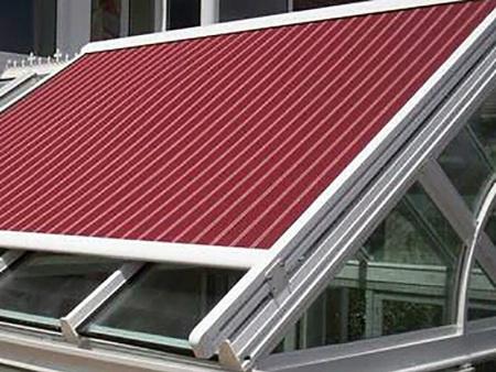 青州阳光房电动遮阳棚安装厂家