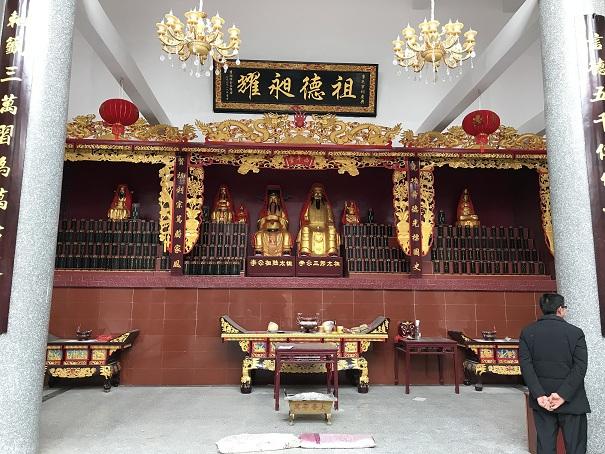 南岳神龛采购
