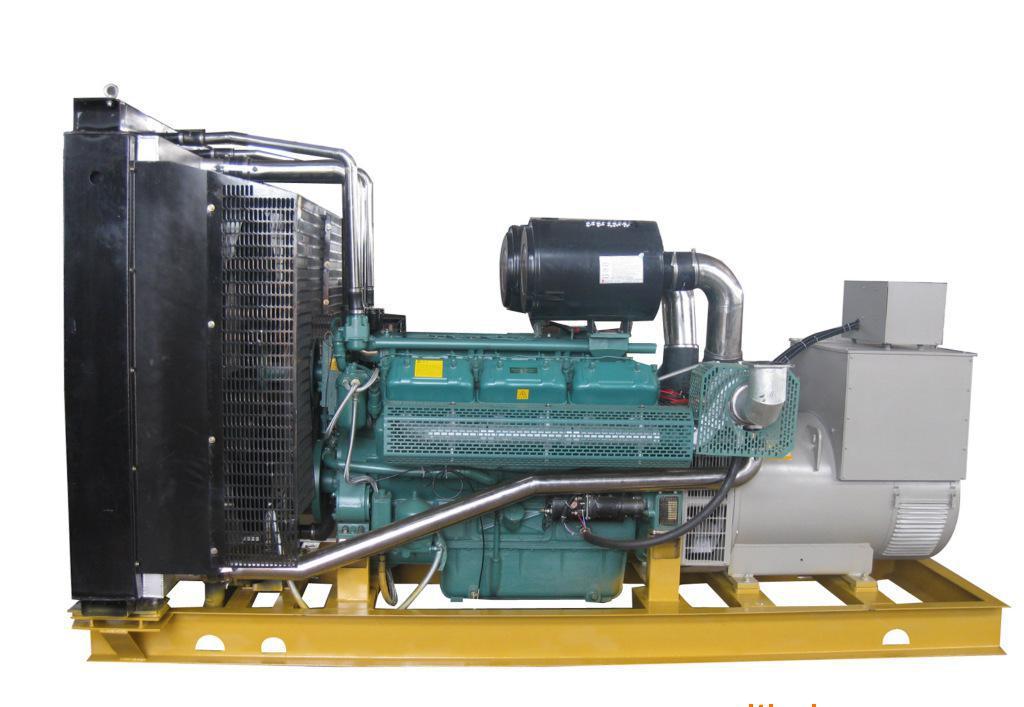 400KW无动柴油机发电机组