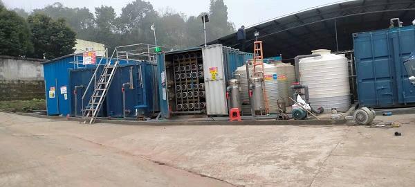 浙江餐廚小型滲濾液應急設備供應商