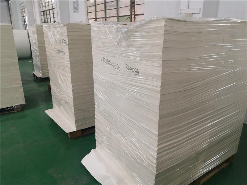 云浮食品级平张纸生产,平张食品纸规格