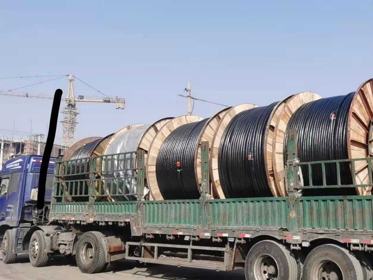 兰州高低压电缆-甘肃高压电缆分支箱-兰州电力电缆