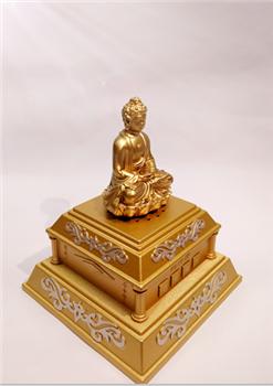 江西仿玉佛教禮品圖片