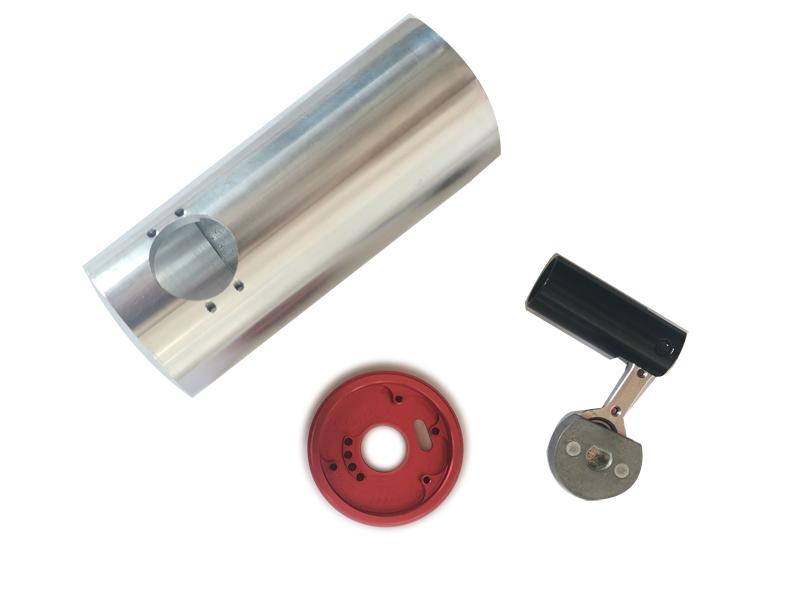 珠海筋膜枪外壳_哪里有销售好的筋膜枪铝合金外壳配件
