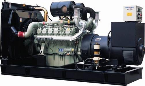 50-600KW大宇柴油发电机组