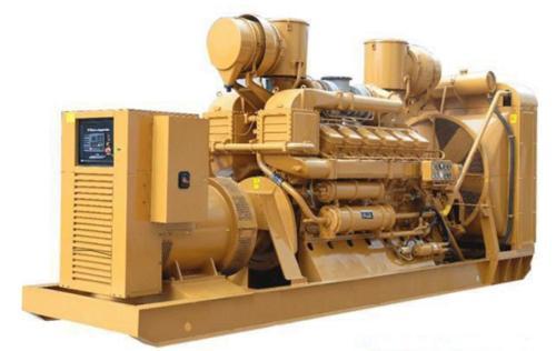 250KW-2500KW济柴柴油发电机组