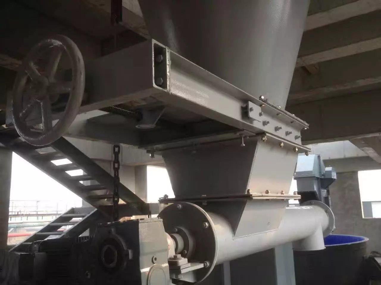 太原称重式螺旋给料机 粉料输送计量设备