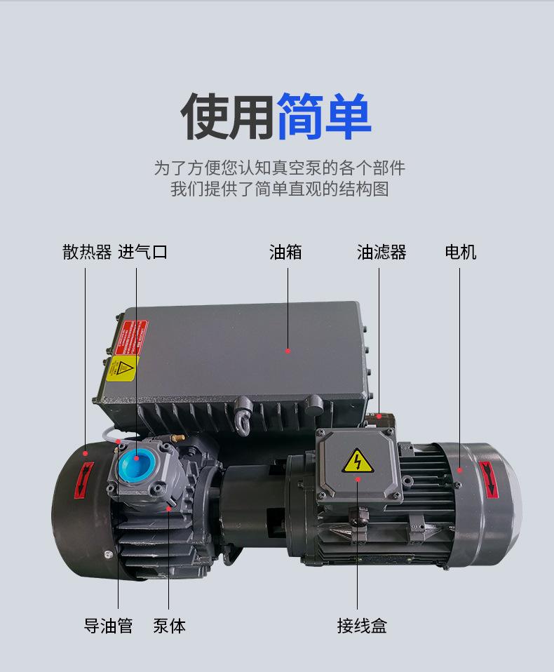硫化机层压机吸塑机真空泵及真空泵维修保养
