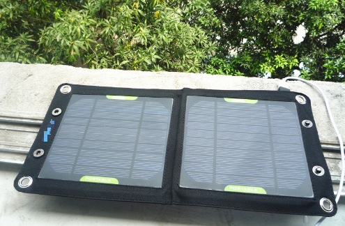 台中太阳能充电器折叠包提供