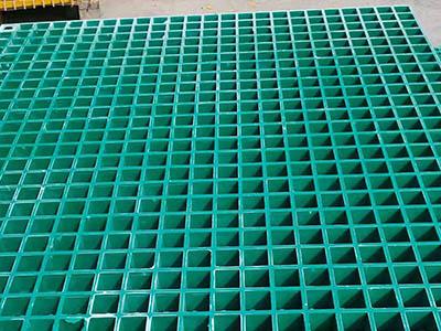 厂家销售80玻璃钢格栅 地沟盖板 网格板