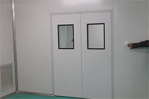 长沙钢质洁净门供应