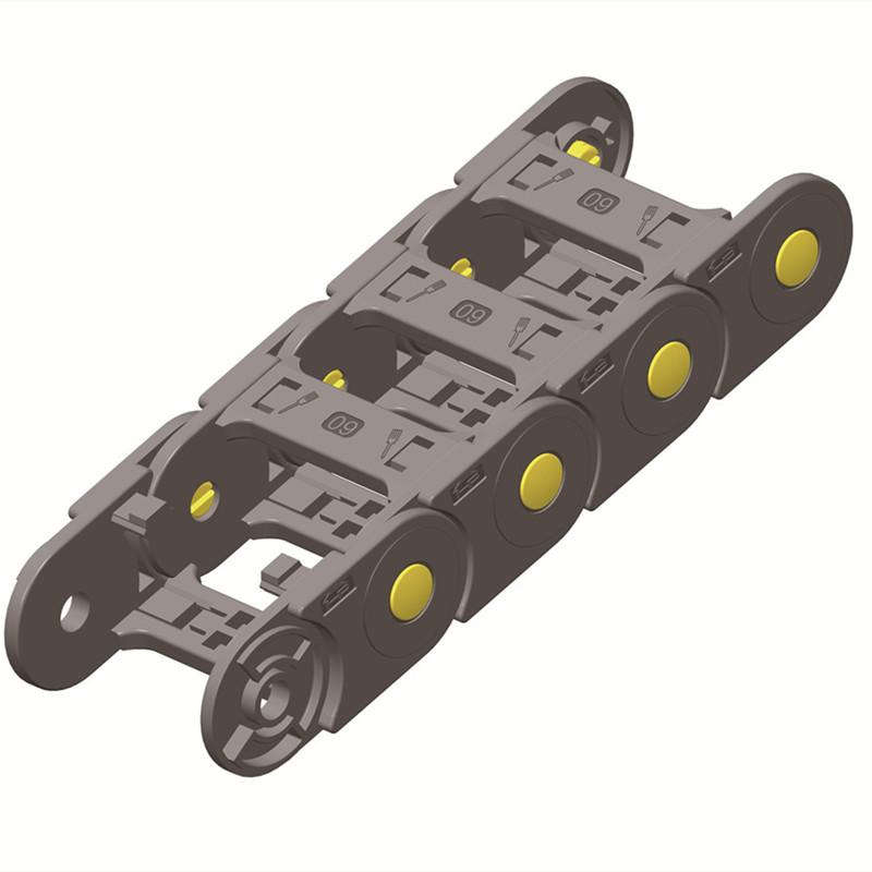 陽江橋式可打開靜音拖鏈供應
