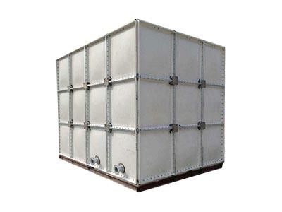白銀組裝式玻璃鋼水箱加工廠