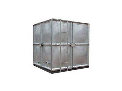 兰州镀锌水箱,甘肃镀锌钢板水箱,甘肃镀锌水箱厂家