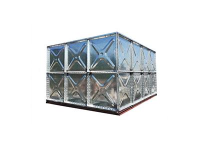 蘭州組合鍍鋅水箱銷售,裝配式鍍鋅水箱批發