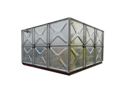 白銀裝配式鍍鋅水箱規格