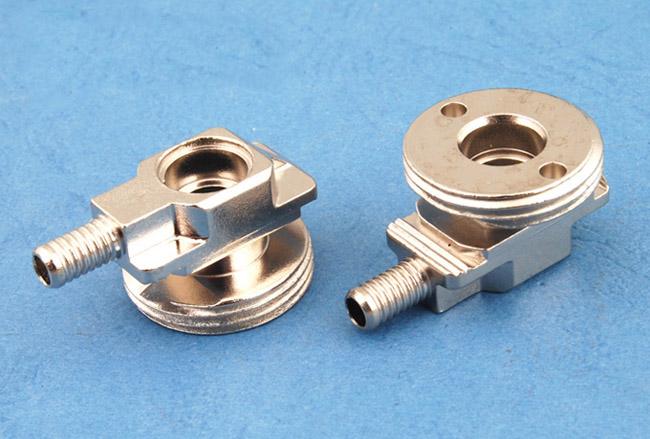 特种行业电子配件壳体,铸锌铝件