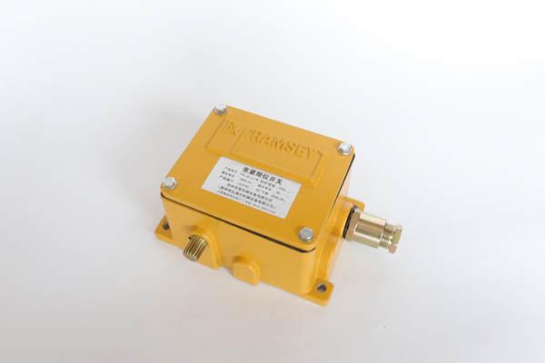 防爆跑偏开关ROS-2D-3-FM 铸铝材质皮带输送机专用