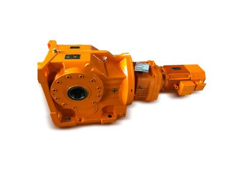 K系列螺旋锥齿轮减速机