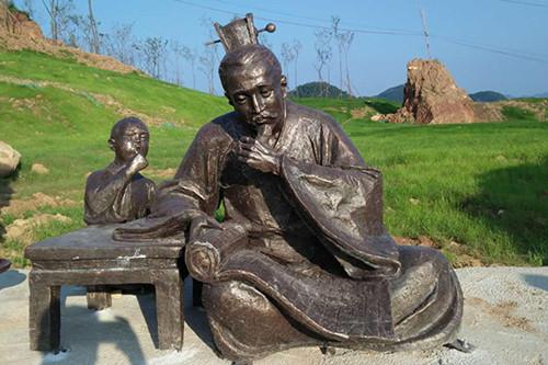 臨沂校園鑄銅雕塑哪里有