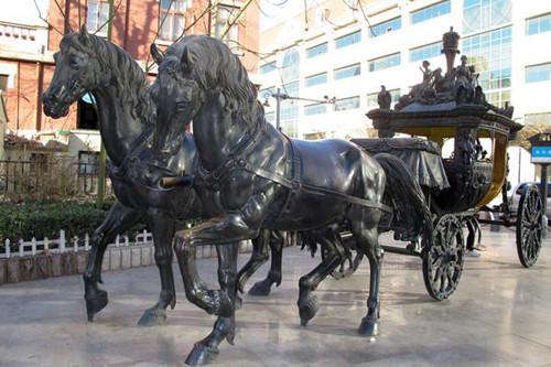 济宁户外铸铜雕塑公司