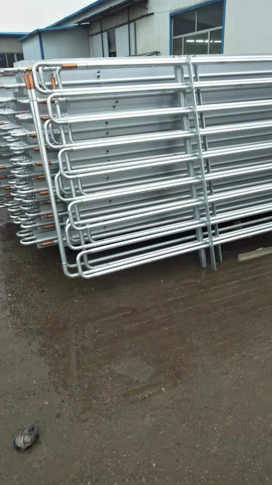 上海吊顶冷库铝排管安装产品大图