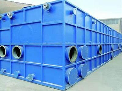 厂家供应玻璃钢生物除臭箱生活区除臭净化设备工厂废气生物除臭塔