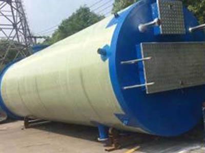 厂家销售 玻璃钢一体化泵站 一体化预制泵站  地埋式泵站