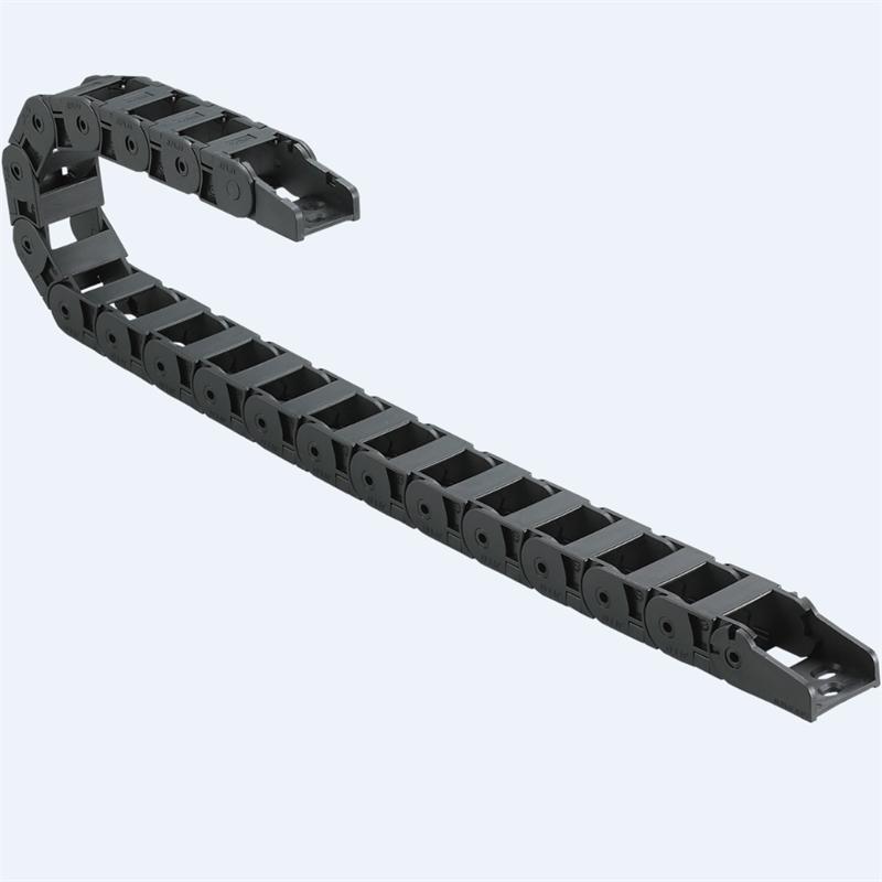 荔灣JFLO塑料拖鏈外側開規格