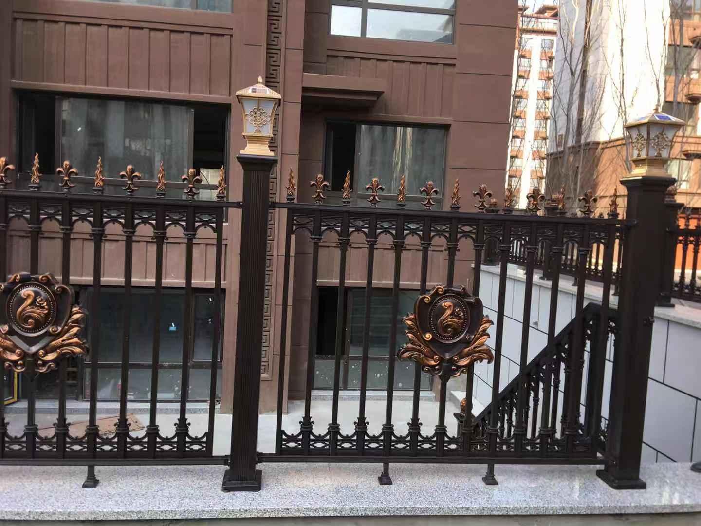 兰州铝艺围栏护栏|甘肃铝艺围栏|兰州铝艺护栏厂家
