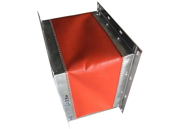 加工制作防火软连接 同建机制软接招代理 硅钛软接批发