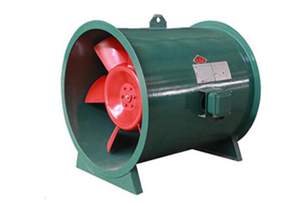 德州消防排烟风机厂家 恒创加工批发轴流式高温排烟风机