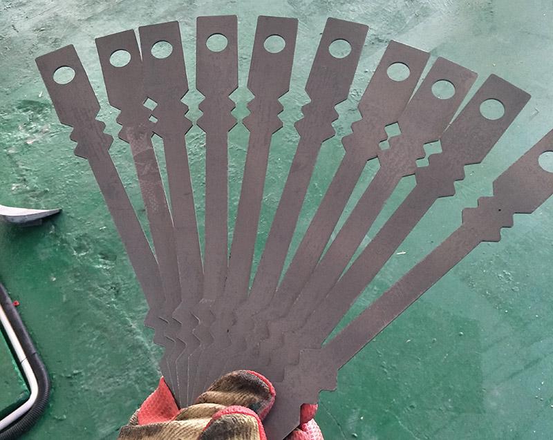 鋁模板對拉片