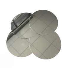 4寸区熔本征单晶硅片 IC级硅片 双面抛光高透过红外区熔硅片