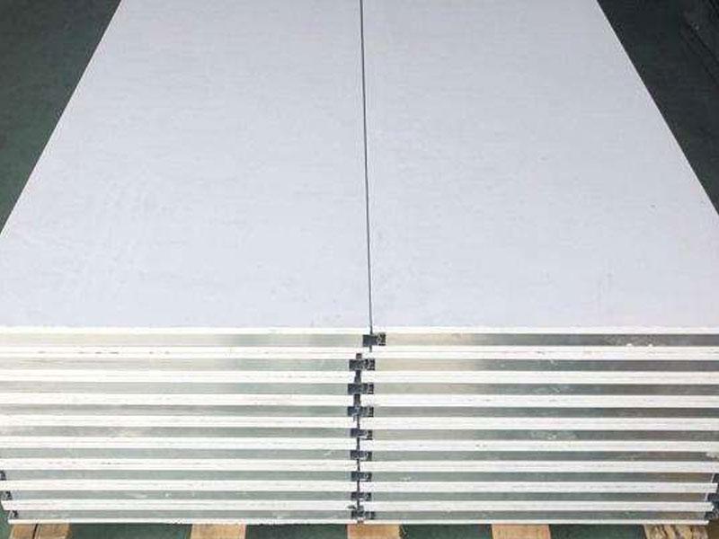 青海铝蜂窝净化板批发,泡沫净化板生产厂