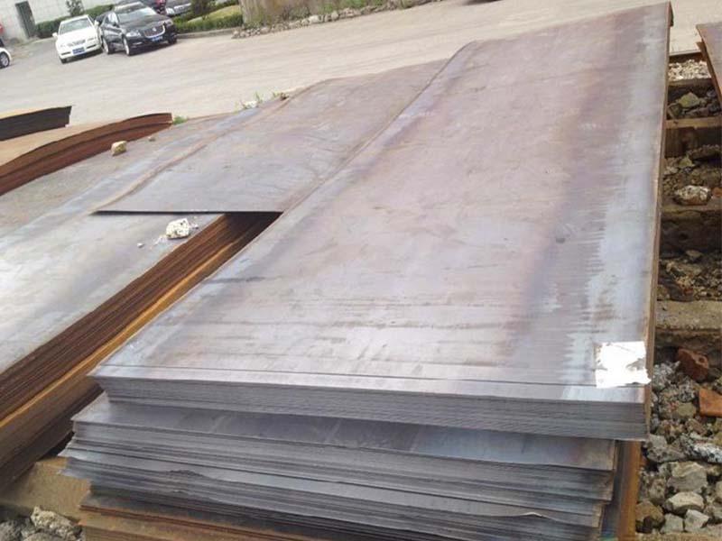 许昌施工钢板价格