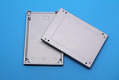 电子产品铝合金外壳加工